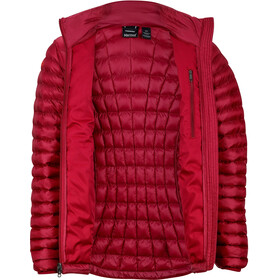 Marmot Featherless Jacket Dame Red Dahlia